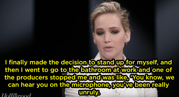 "Jennifer Lawrence Said She Was Punished For Standing Up To Director Who Said Something ""Fucked Up"" To Her"