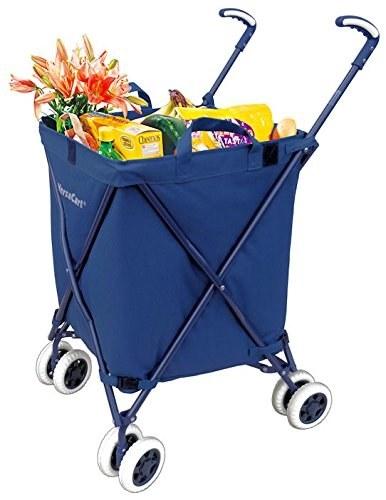 A versatile pushcart.