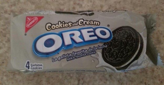 Whoever decided to make Oreo-flavored Oreos.
