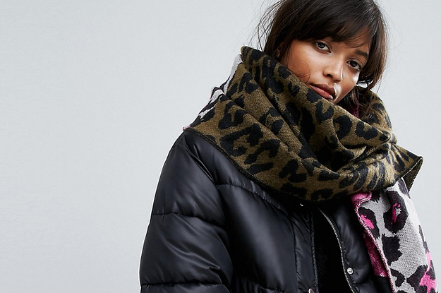 35 Super Cozy Scarves You'll Want To Buy Right Now