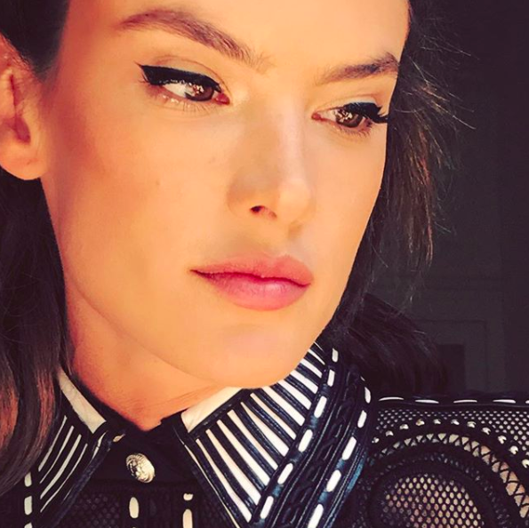 We're all guilty of pulling an Alessandra Ambrosio and making sure people see our winged eyeliner.