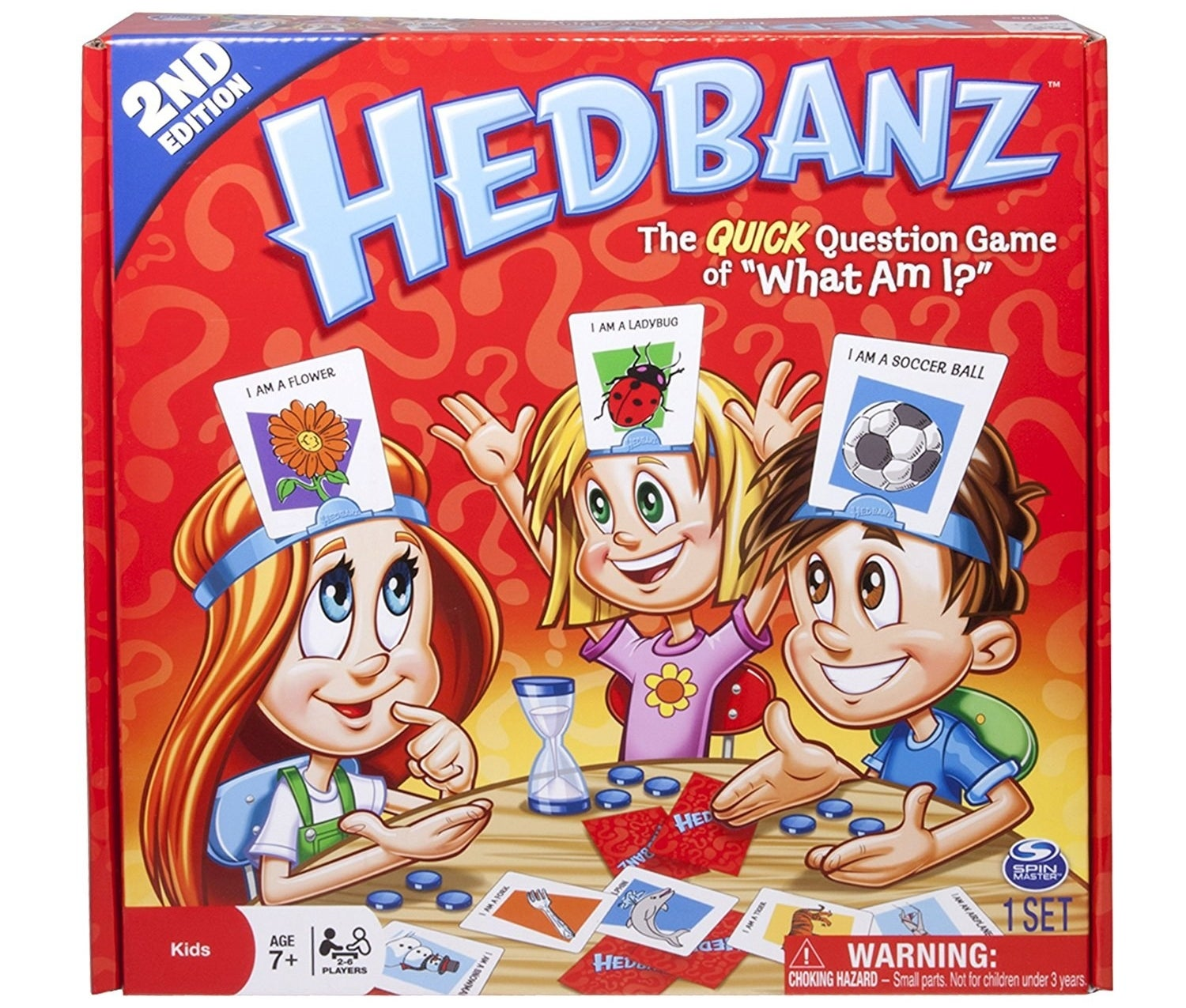 A board game you played so many times, you have the entire instructions memorized?