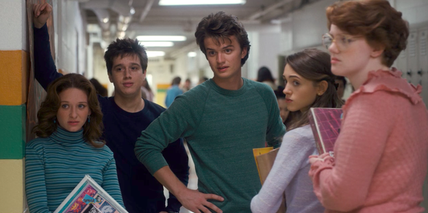 OK, so Steve Harrington's hair in the first season of Stranger Things was tall, distinctively '80s and kind of beautiful, so I went out of the way to write about it.