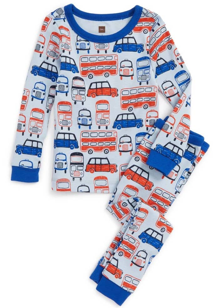 91b9865d98ca 40% off a set of comfy cotton pajamas that ll have them really going places  in their dreams.