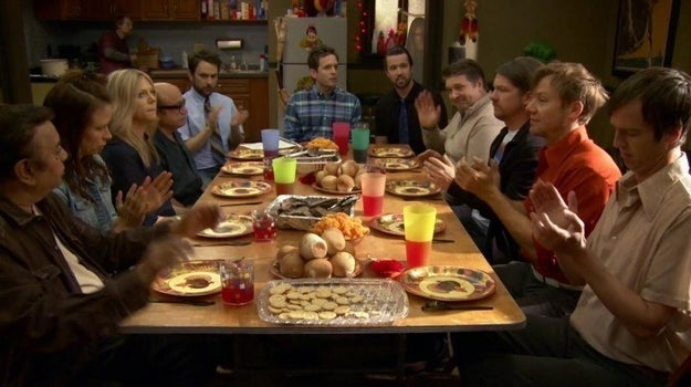 """The Gang Squashes Their Beefs"" (It's Always Sunny in Philadelphia)"