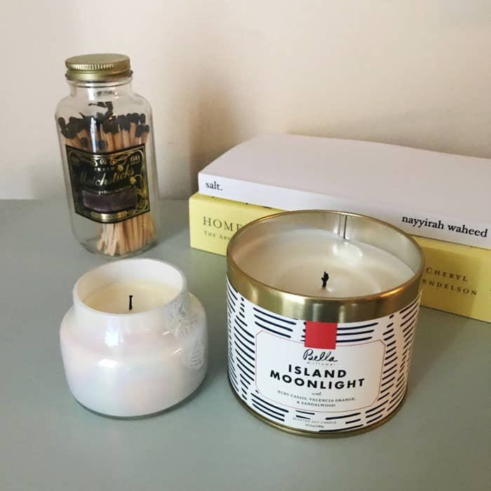 This $11 Target Candle Smells Just Like The One Burning In