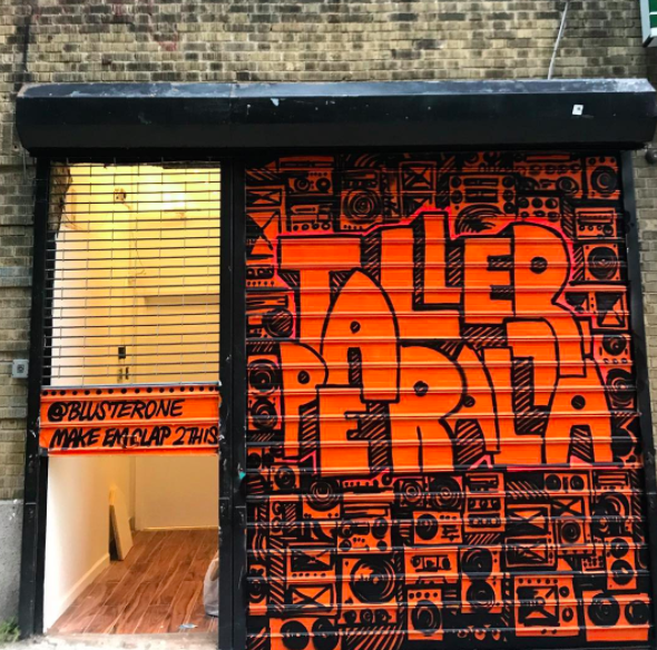 If you want to keep up with Peralta, you can visit his brand new workshop/retail shop called Taller Peralta. You can also catch him showcasing his work in Miami during Art Basel for Art Africa Miami.