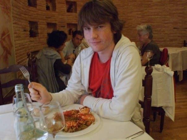 Harry Dreyfuss circa 2009.