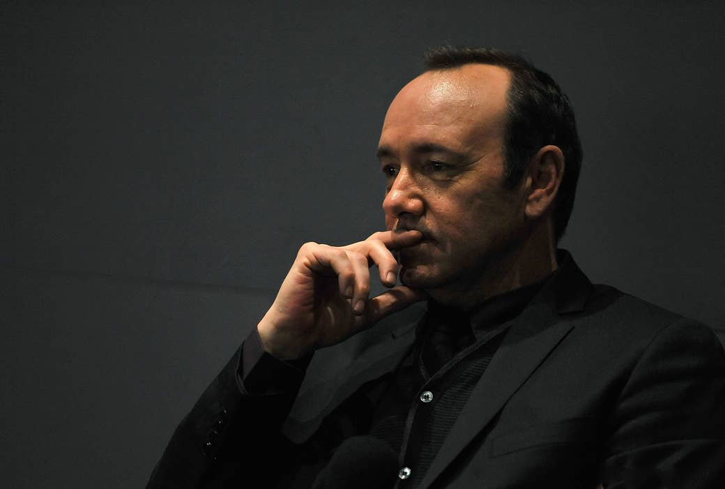 Actor Harry Dreyfuss: When I Was 18, Kevin Spacey Groped Me