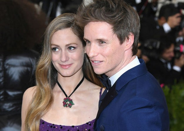 We all know actor Eddie Redmayne and his wife Hannah are one of the most adorable couples in Hollywood. And if you don't know, now you know!