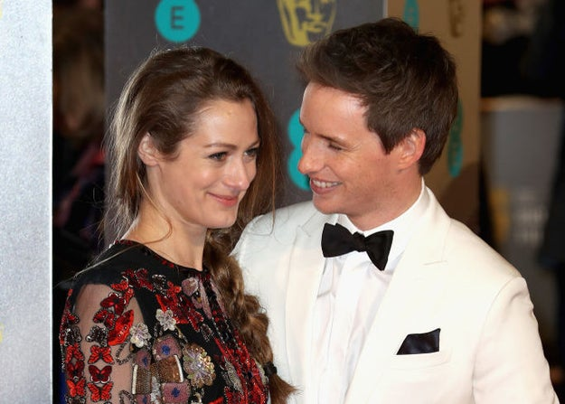 And things only got more adorable last June, when they welcomed their daughter, Iris Mary Redmayne, into the world.