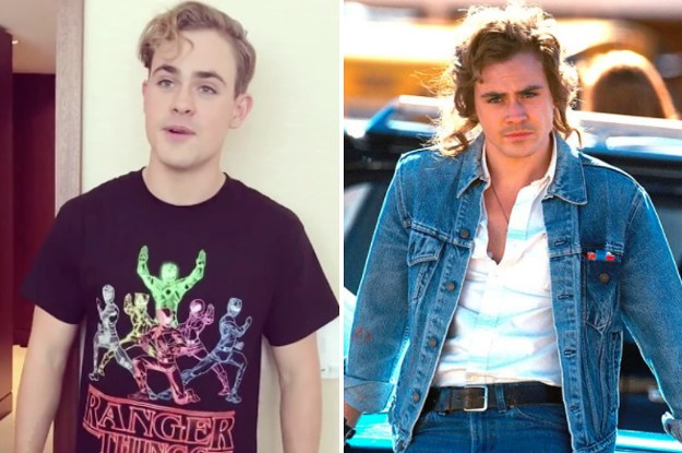 Billy From Stranger Things Doesn T Look Like Billy From Stranger