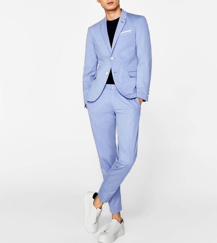 b4ab3f04240f08 Zara gets the suiting game right every season, serving both casual and  formal suits that'll make anyone look and feel red carpet-ready.