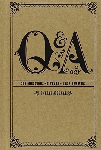 Q&A a Day Book