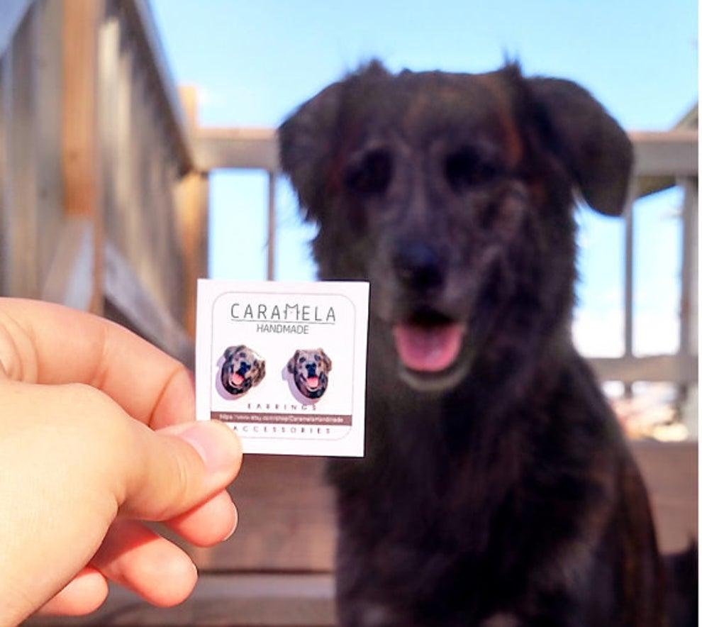 Gift for Him Gift for Her Pet Family Gift Personalised Pet Print Lockdown Gift Lockdown Portrait Cat Owner Present Pet owner Gift