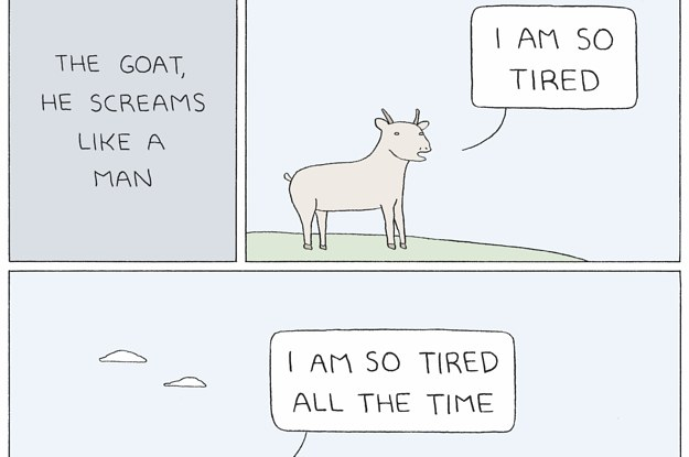 These Comics Are Basically Universally Relatable