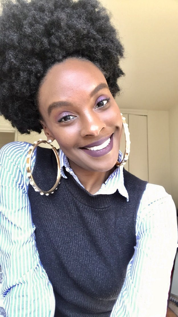 What's up y'all! Essence, beauty editor here at BuzzFeed, and I committed to trying a Korean skin care regimen for a month. I lived my entire teens and 20s with barely any breakouts, but when I hit the big 3-0, my hormones got wacky and my skin started breaking out, ESPECIALLY around the time of my period!