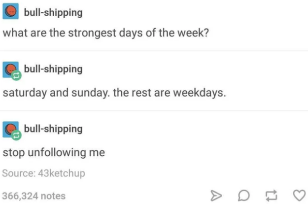 27 Tumblr Posts That Will Make You Laugh, I Promise