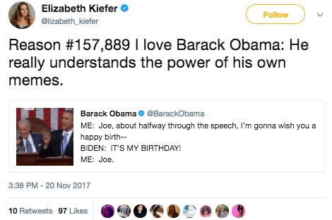 sub buzz 11628 1511213916 1?downsize=715 *&output format=auto&output quality=auto barack obama just wished joe biden a happy birthday using a meme