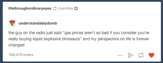 Tumblr Posts That Will Rip A Hole In Your Brain