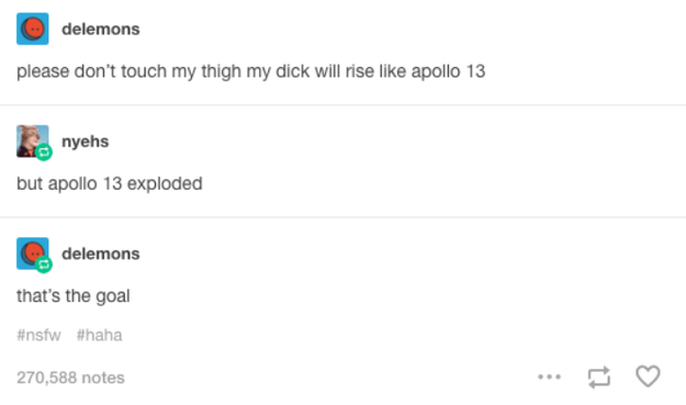 27 Dirty Tumblr Posts That Will Make You Laugh Then Pray For Forgiveness