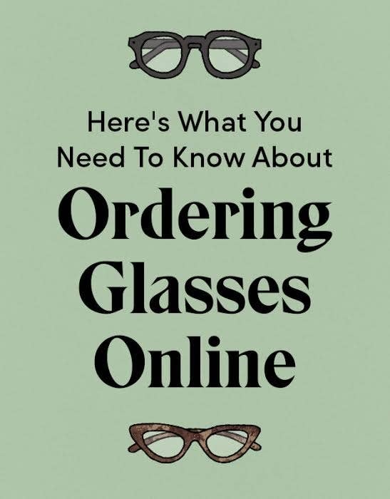 4edabb6fe6 We Ordered Glasses Online From Four Different Sites