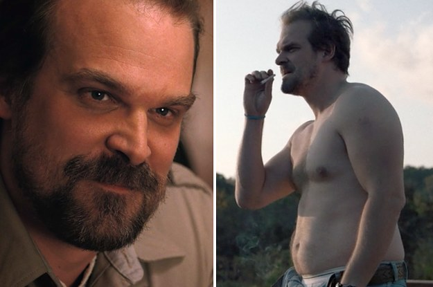 """21 Times Hopper On """"Stranger Things"""" Made You Say, """"Daddy"""""""