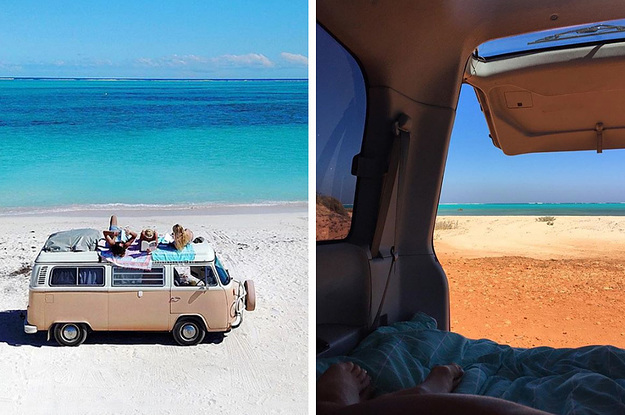 19 Things To Know Before Driving Around Australia In A Van