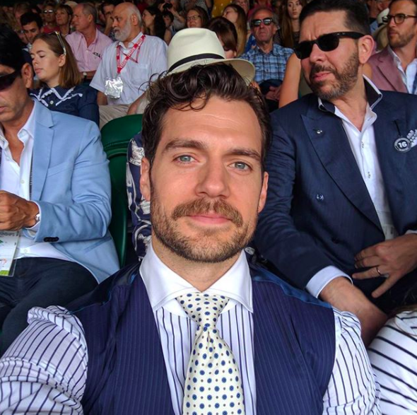 Henry Cavill Grew a Badass Mustache for Mission: Impossible 6.' Here's How You Can, Too forecast