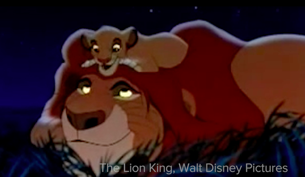 3. Now, how did they feel about Mufasa from The Lion King? Yes, Mufasa. Can you say top-notch DILF?