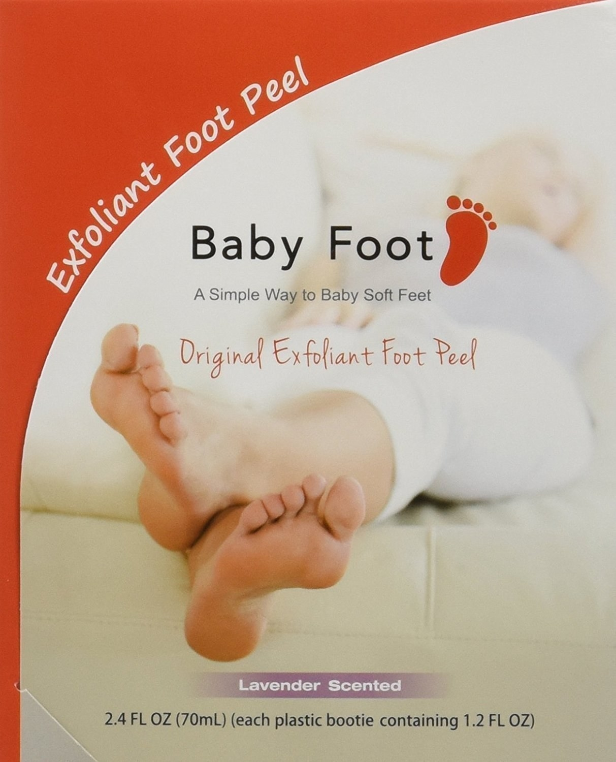 This Exfoliating Foot Peel Is The