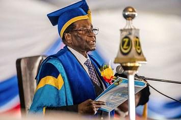 Zimbabwe's President Robert Mugabe Has Resigned