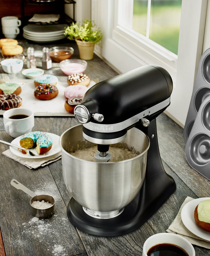 Get this KSM3311X 3.5 Quart Artisan® Mini Stand Mixer for $309.99 (originally $474.99). Available in 10 colors.