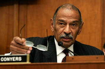 Conyers Says He