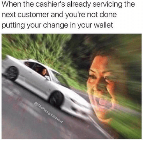 The wallet rush: