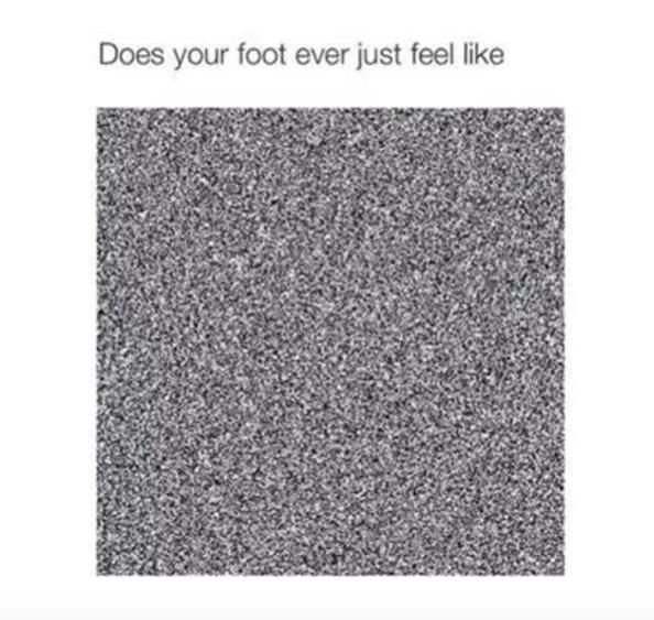 THAT feeling: