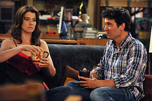 """17 """"How I Met Your Mother"""" Moments That'll Make You Say, """"Wow, Ted's Kind Of A Dick"""""""