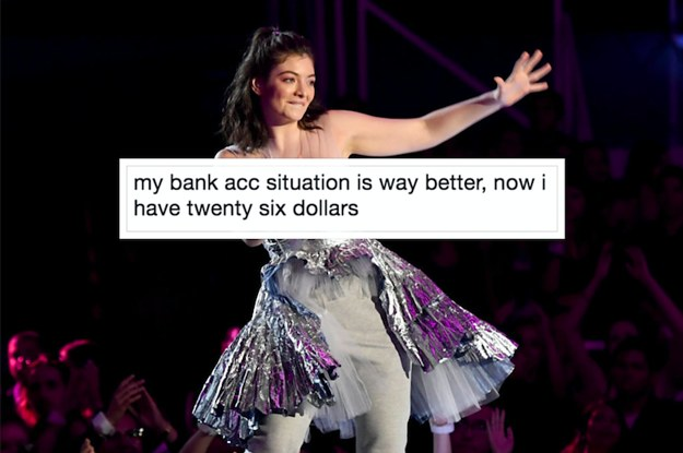 17 Tweets That Prove Lorde Is In Fact The Lord Of Twitter