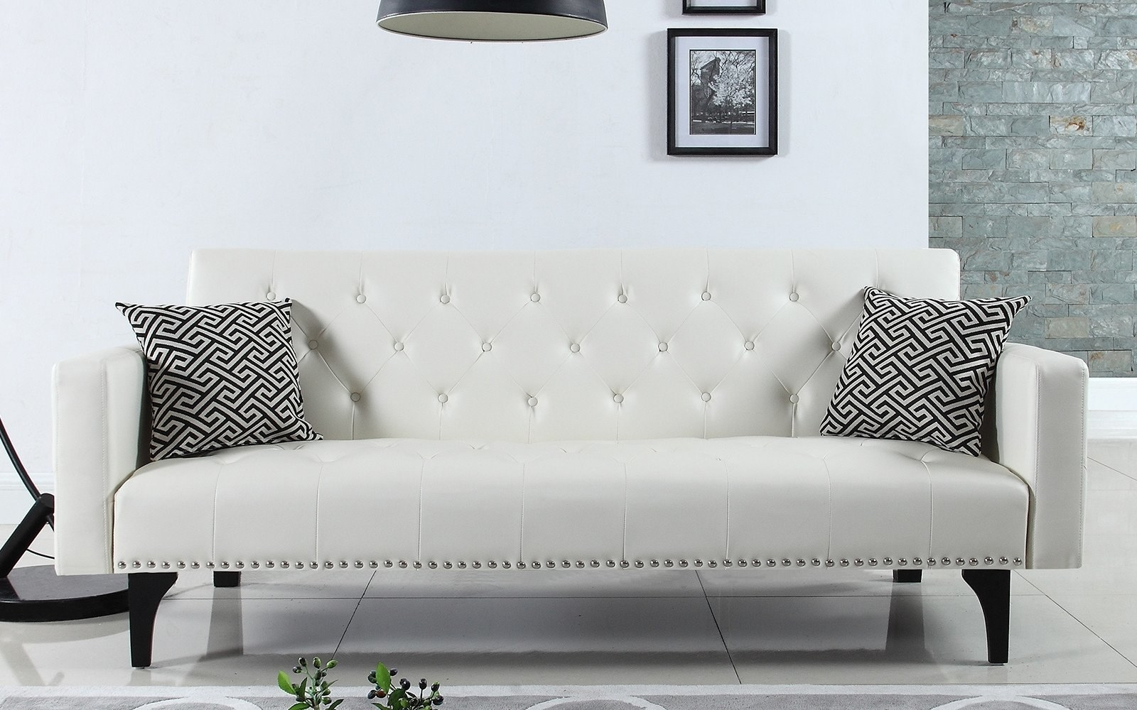 Promising Review: U0026quot;The Couch Is Stunning! It Works Well As A Bed