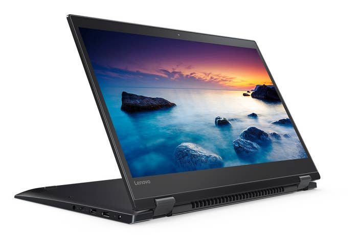 The Lenovo Flex 5 has the portability of a tablet with the functionality of a laptop, allowing you to work how you want, from where you want.