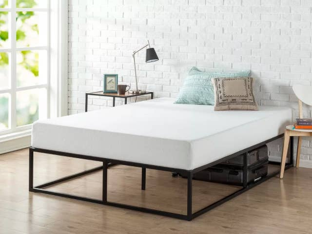 Bed Frames That Only Look Expensive, Queen Bed Frame Easy To Move