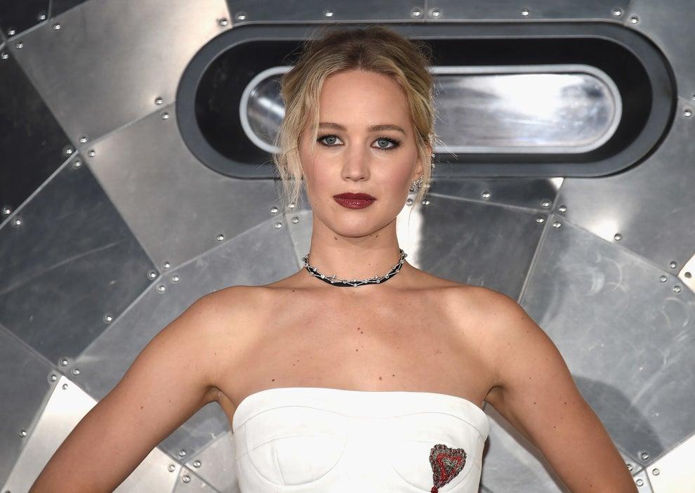 Jennifer Lawrence Describes Violation After Her Nudes