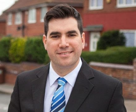 Richard Burgon MP, shadow secretary of state for justice