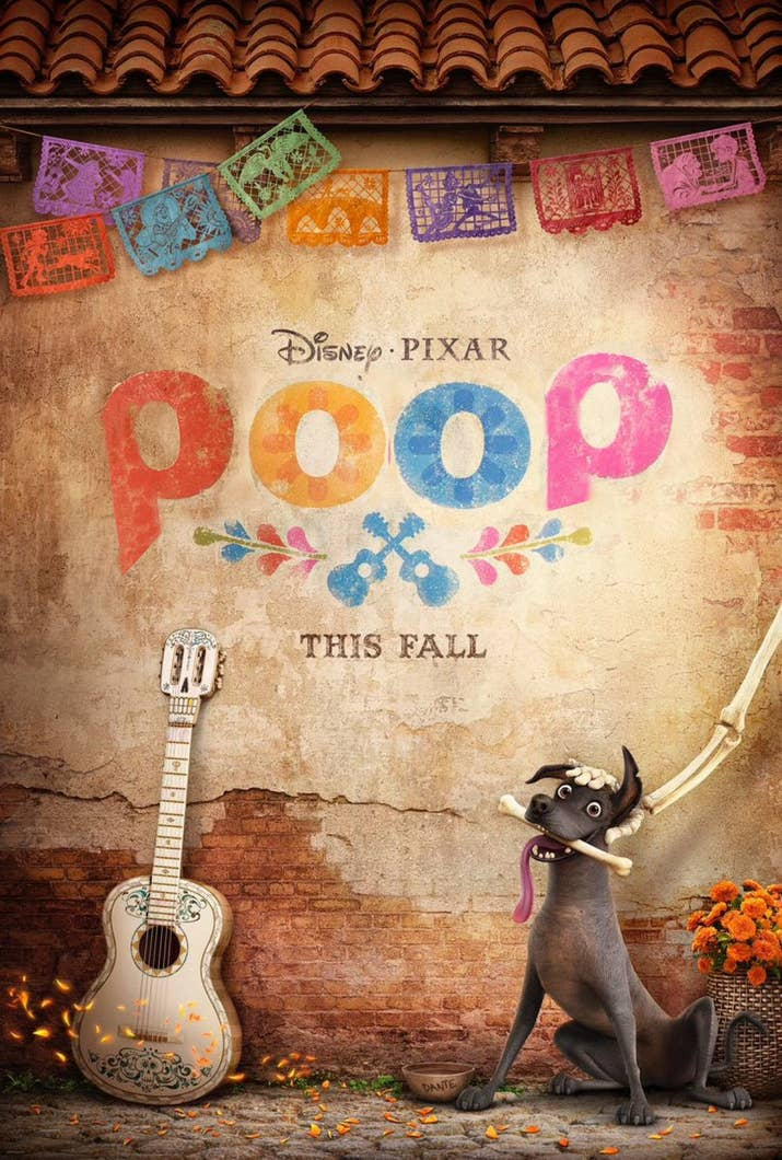 Brazilian Disney Porn - So this is all to say that, while the rest of the world is probably sobbing  over the gorgeous Coco movie and its promos, Brazilians see something a  little ...