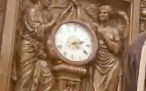 """It's a little grainy, but that clock reads 2:20. Rose and Jack unite again at 2:20. You're probably thinking, """"so what?"""""""
