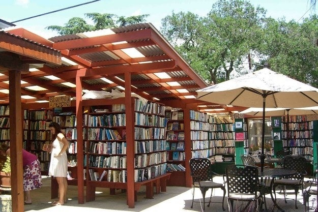 """Bart's Books in Ojai, CA, uses the honor system when it's closed. It's outdoors so that no matter what time of day it is, people can still enjoy the feel and thrill of buying a book while enjoying the outdoors, and I think that's so special."" —ashkeithsmom"