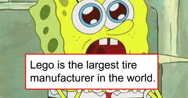 81 Fun Facts That'll Make Everyone You Know Say