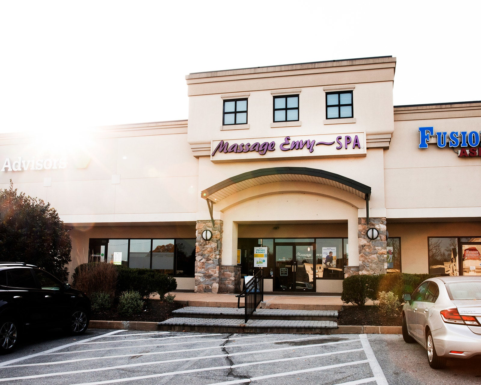 A Massage Envy location in Cherry Hill, New Jersey.