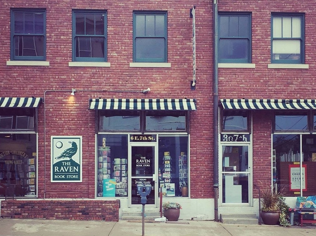 """The store that I used to go to growing up (The Raven in Lawrence, KS) was great because it was small so I never got overwhelmed, staffed by friendly people who genuinely loved and knew about literature, and also they had sweet cats that were always up for a good head scratch. I don't live there anymore unfortunately, but it was a great place!"" —fredzestyVisit The Raven on Sat. 11/25 for sales, free refreshments, new merch, signings, and free tote bags for the first ten people to spend $100 or more."