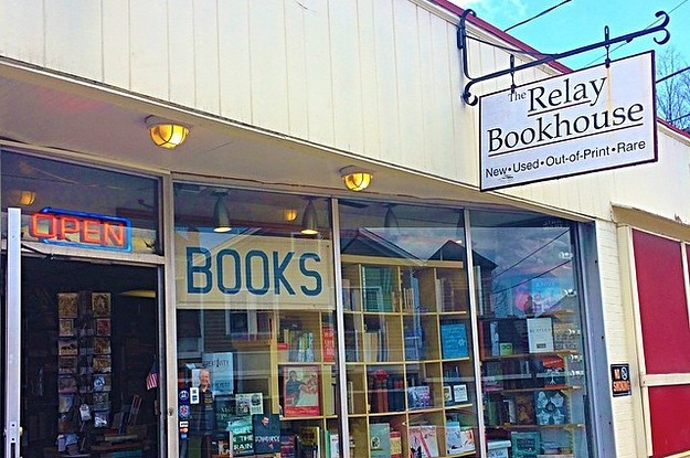 Image result for 22 Reasons we're thankful for independent bookstores